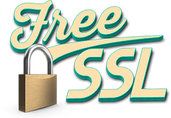 Free SSL with your account!